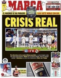 capa Jornal Marca de 7 outubro 2018