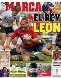 capa Jornal Marca de 12 março 2018