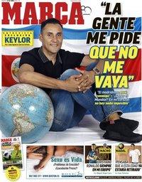capa Jornal Marca de 12 junho 2018