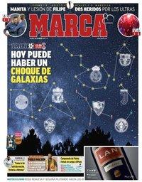 capa Jornal Marca de 16 março 2018
