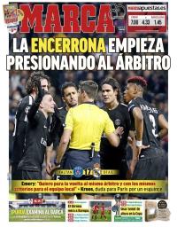 capa Jornal Marca de 17 fevereiro 2018