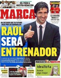 capa Jornal Marca de 21 março 2018