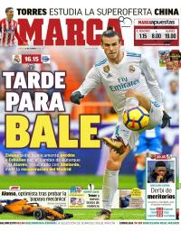capa Jornal Marca de 24 fevereiro 2018