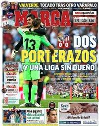 capa Jornal Marca de 30 setembro 2018