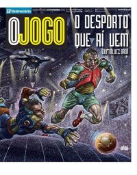 capa Jornal O Jogo de 22 fevereiro 2018