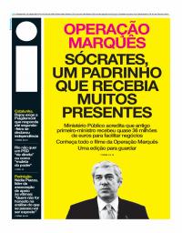 capa Jornal i de 12 outubro 2017