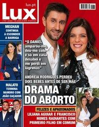 capa Lux de 1 outubro 2018