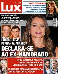 capa Lux de 2 maio 2018