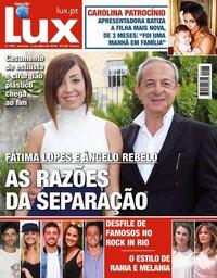 capa Lux de 2 julho 2018