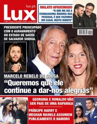 capa Lux de 3 outubro 2017