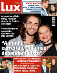 capa Lux de 5 março 2018