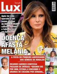 capa Lux de 6 junho 2018
