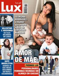 capa Lux de 8 fevereiro 2018