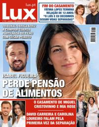 capa Lux de 8 outubro 2017