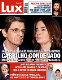 capa Lux de 8 novembro 2017