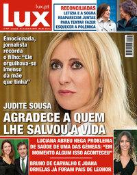 capa Lux de 13 abril 2018