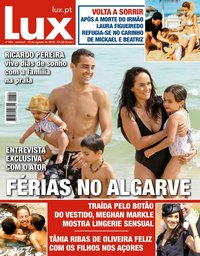capa Lux de 13 agosto 2018