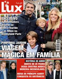 capa Lux de 13 dezembro 2017