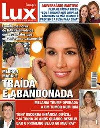 capa Lux de 16 maio 2018