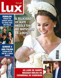 capa Lux de 16 julho 2018
