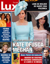 capa Lux de 18 junho 2018