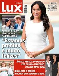 capa Lux de 18 outubro 2018