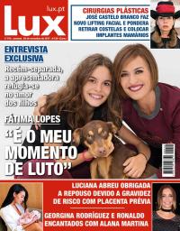capa Lux de 18 novembro 2017
