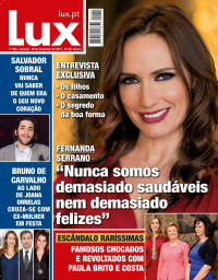 capa Lux de 18 dezembro 2017
