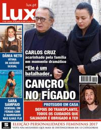 capa Lux de 22 janeiro 2018