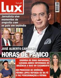 capa Lux de 22 outubro 2017