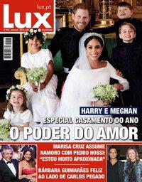 capa Lux de 24 maio 2018