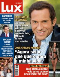 capa Lux de 25 novembro 2017