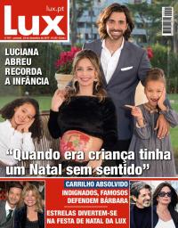 capa Lux de 25 dezembro 2017