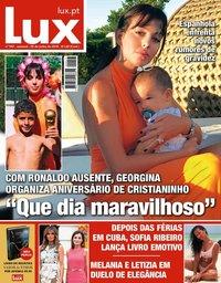 capa Lux de 25 junho 2018