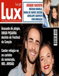 capa Lux de 28 fevereiro 2018