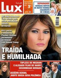 capa Lux de 28 março 2018