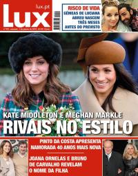 capa Lux de 28 dezembro 2017