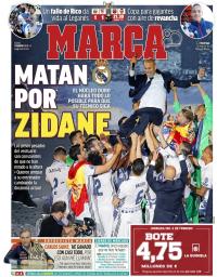 capa Jornal Marca de 1 fevereiro 2018