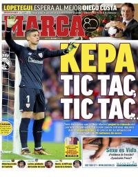 capa Jornal Marca de 2 janeiro 2018