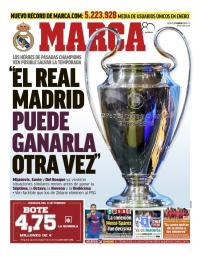 capa Jornal Marca de 2 fevereiro 2018
