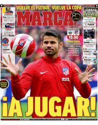 capa Jornal Marca de 3 janeiro 2018