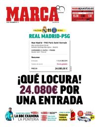 capa Jornal Marca de 3 fevereiro 2018