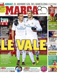 capa Jornal Marca de 5 janeiro 2018