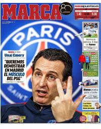 capa Jornal Marca de 6 janeiro 2018