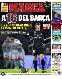 capa Jornal Marca de 8 janeiro 2018