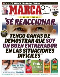 capa Jornal Marca de 9 janeiro 2018