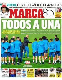 capa Jornal Marca de 10 janeiro 2018