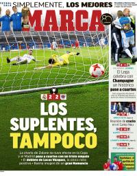 capa Jornal Marca de 11 janeiro 2018