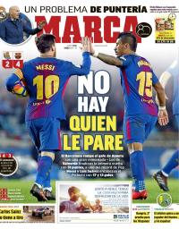 capa Jornal Marca de 15 janeiro 2018