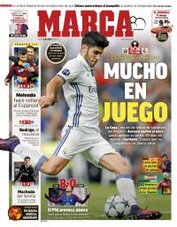 capa Jornal Marca de 18 janeiro 2018